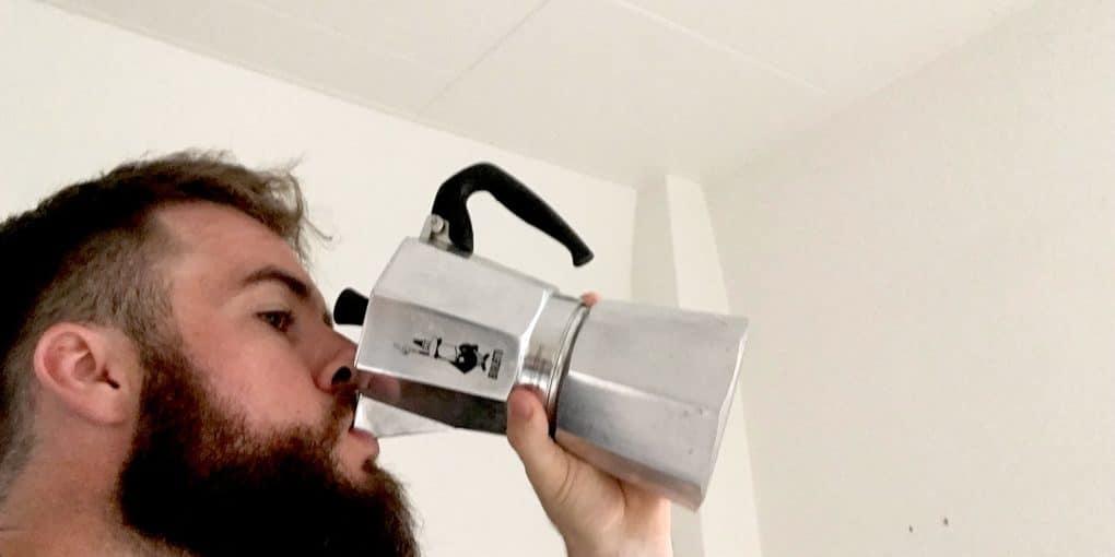 Le programme pour arrêter de boire du café