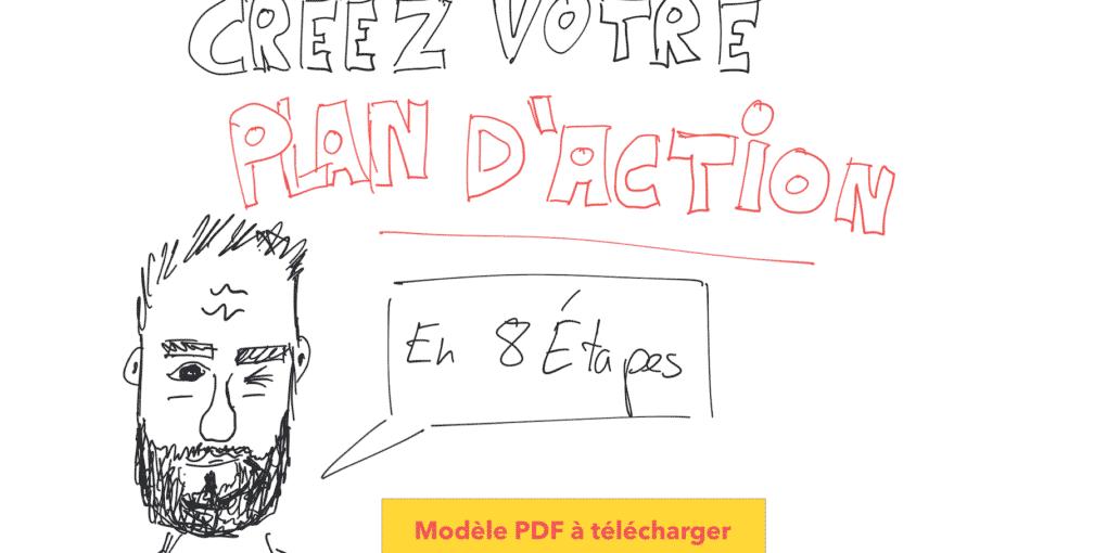 Modèle d'un plan d'action PDF