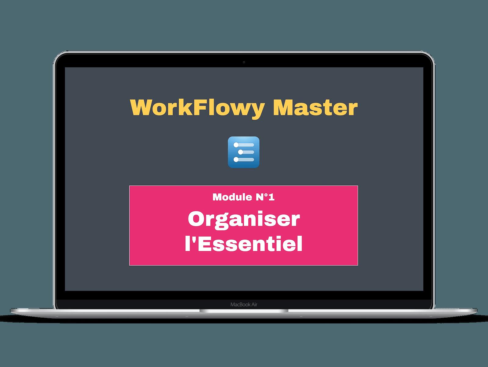 Workflowy module 1