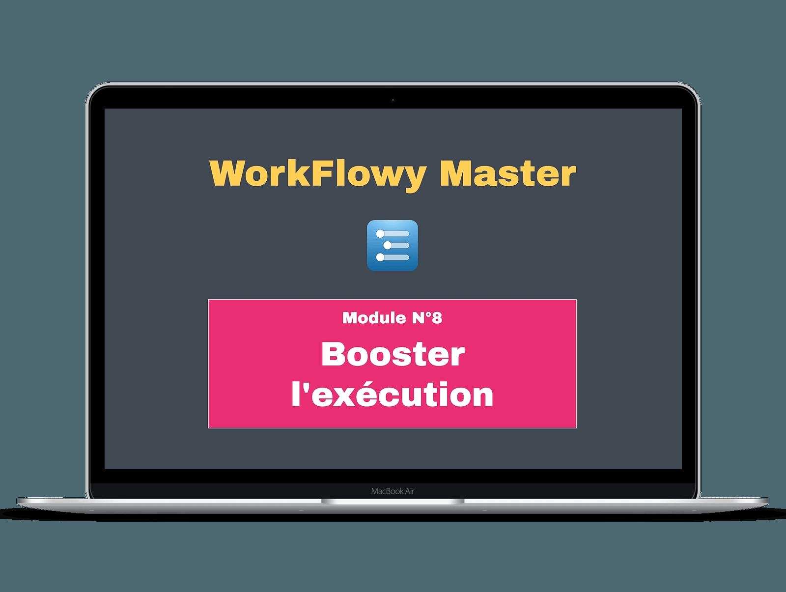 Formation workflowy