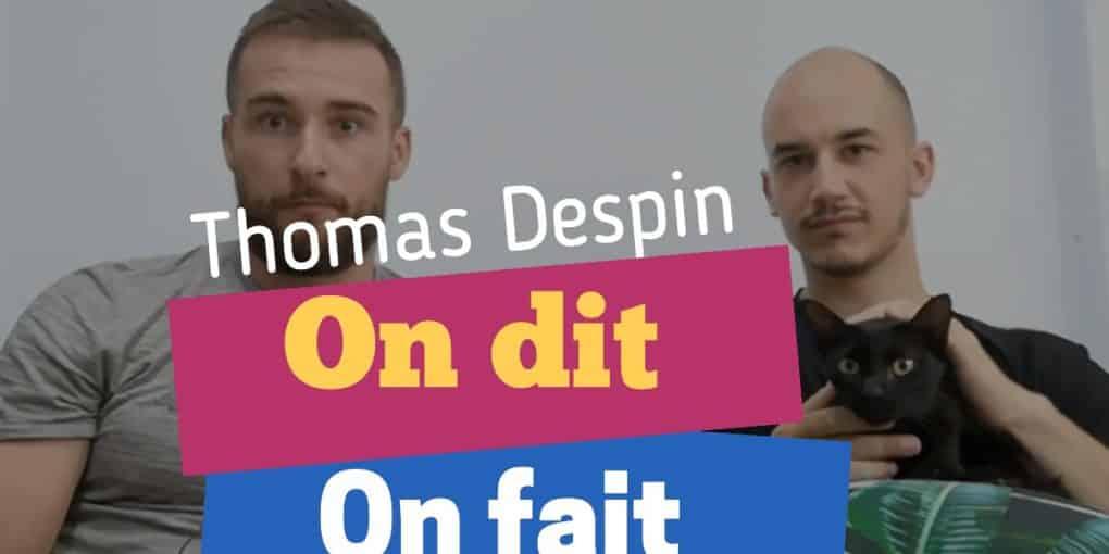Thomas Despin Reconnect
