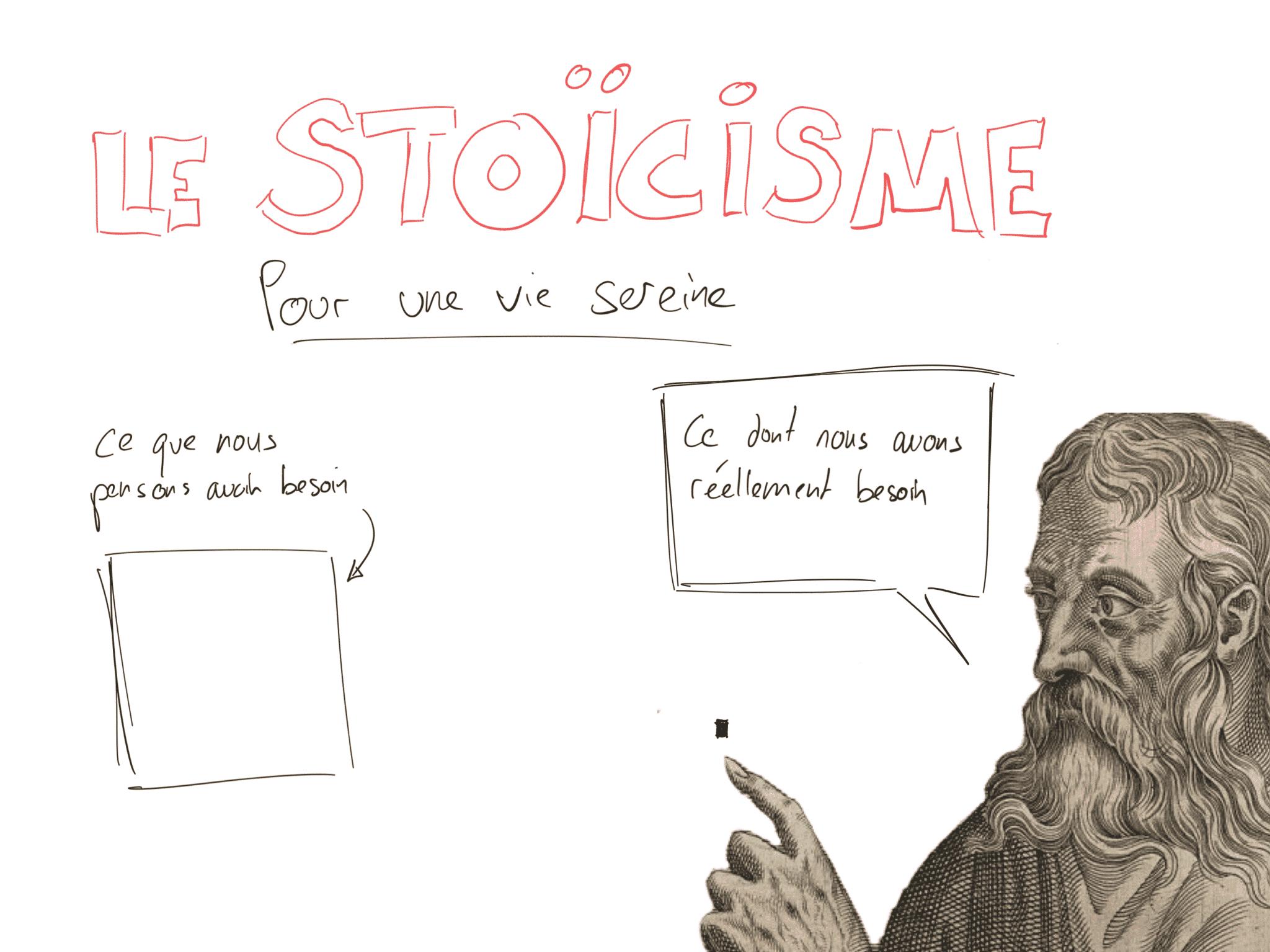 définition du stoïcisme