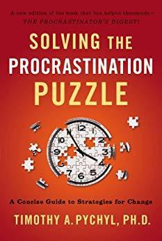 procrastination bouquin