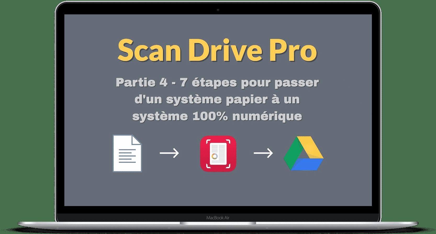 Scan Drive Pro 4