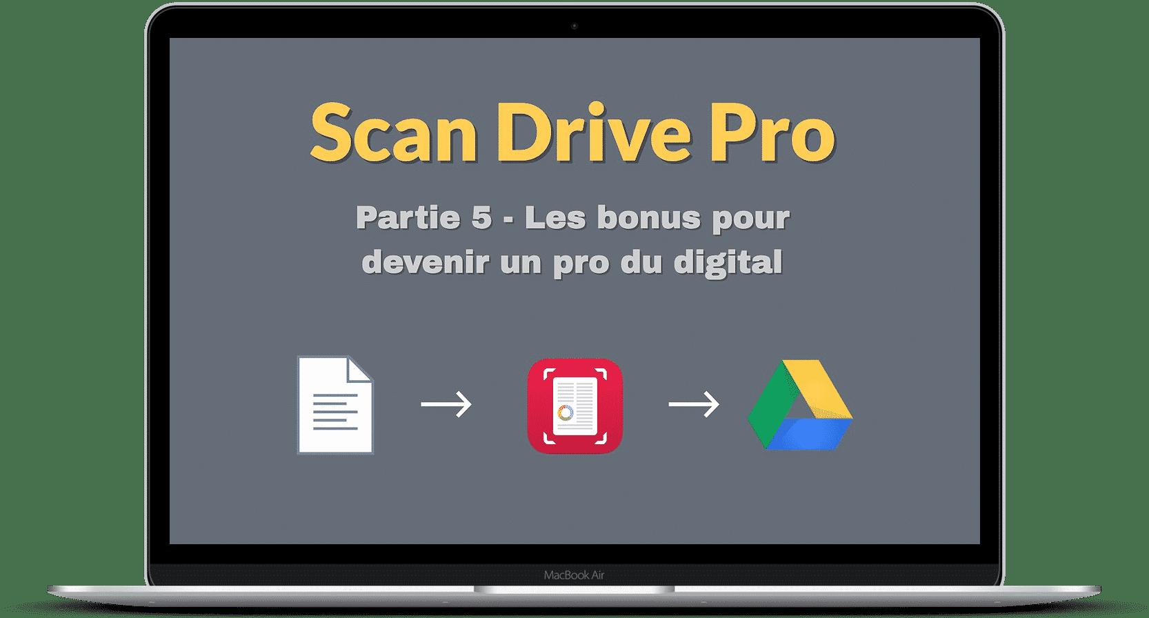 Scan Drive Pro 5