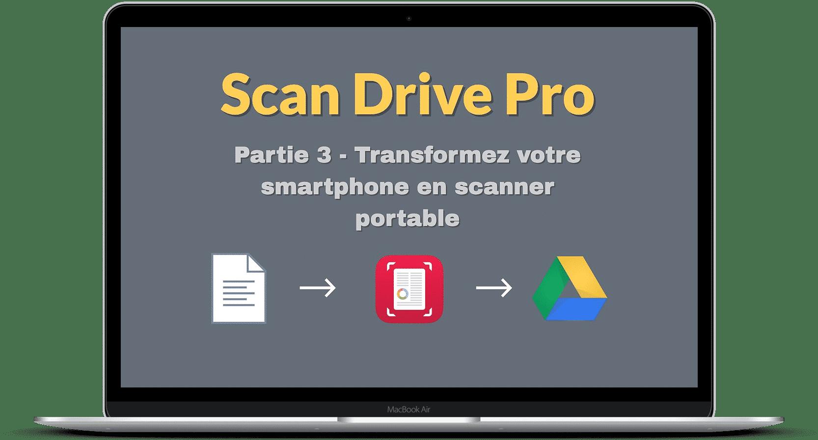 Scan Drive pro 3