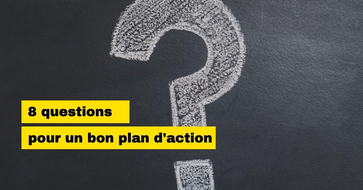 Questions stratégiques