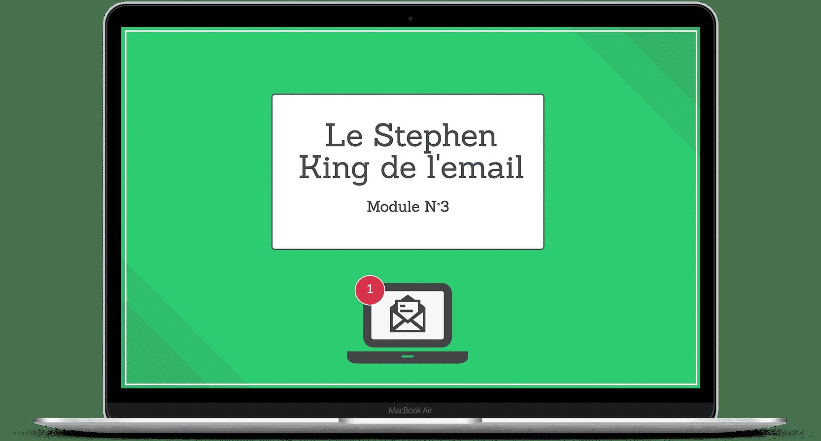 Stéphen king email