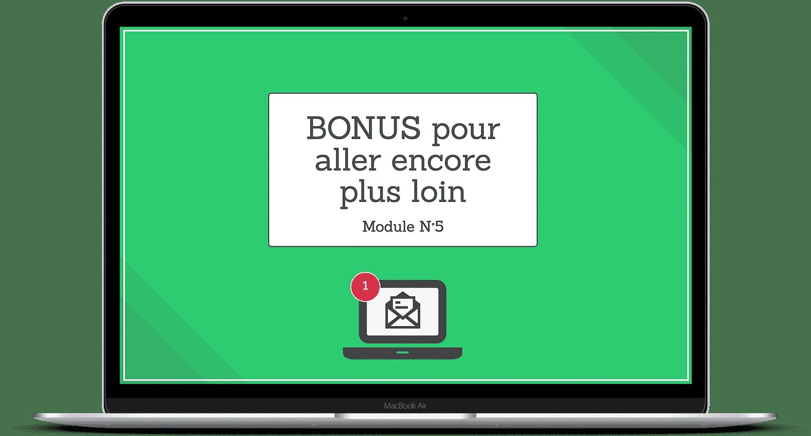bonus email