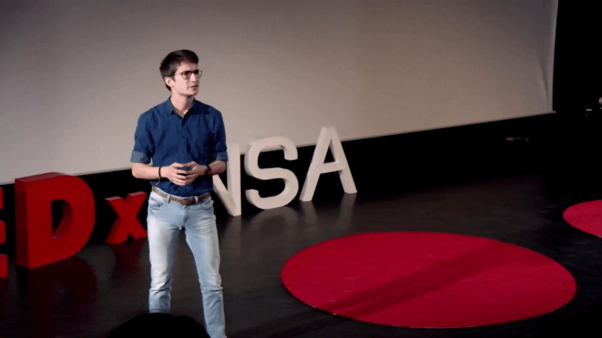 TEDx Loïc