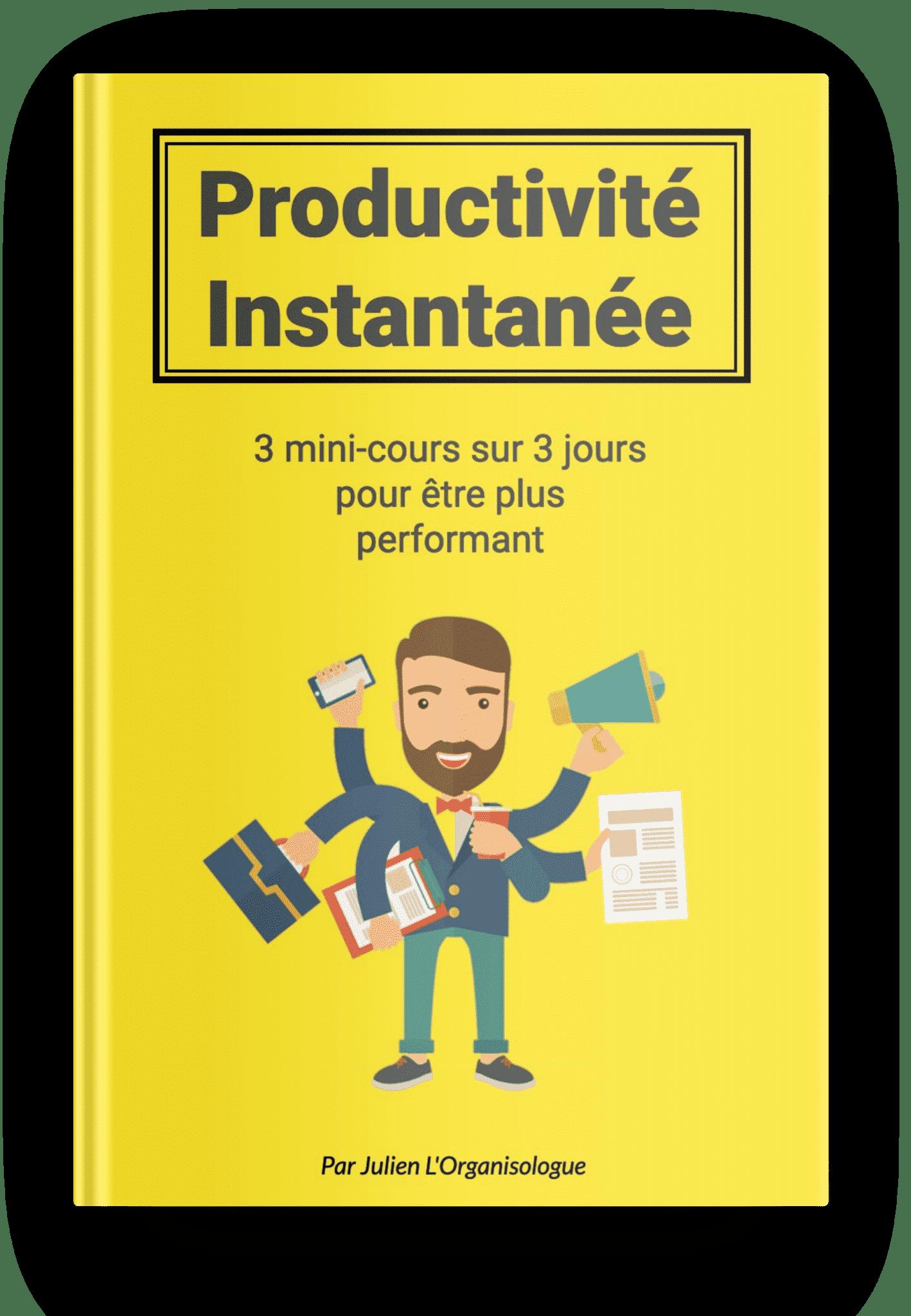 Cours productivité