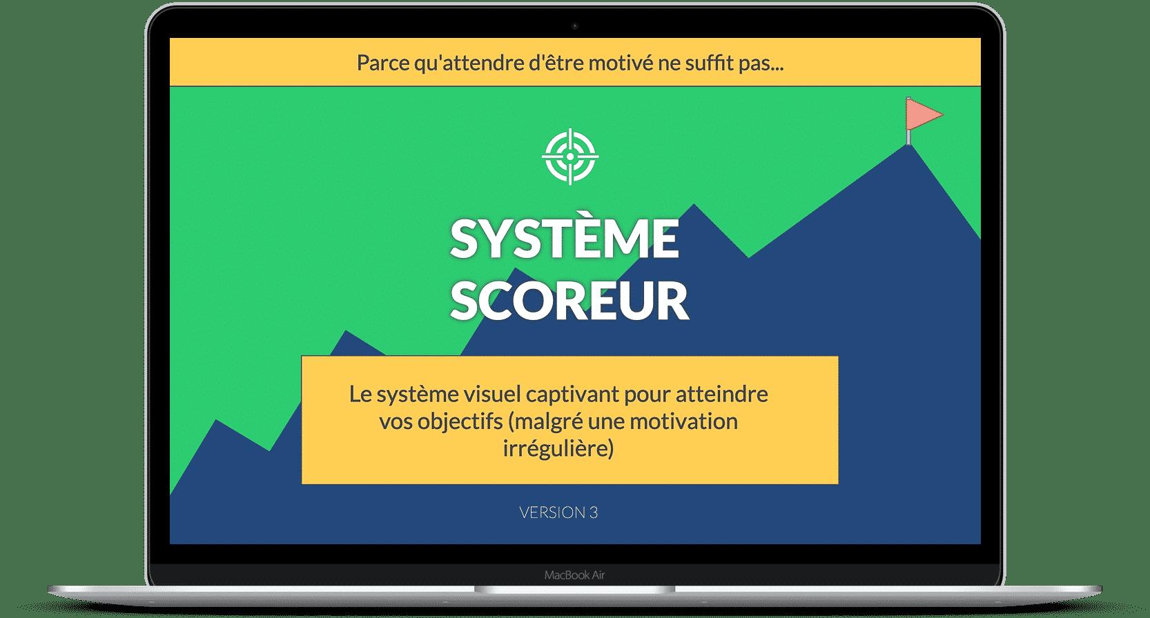 système scoreur v3