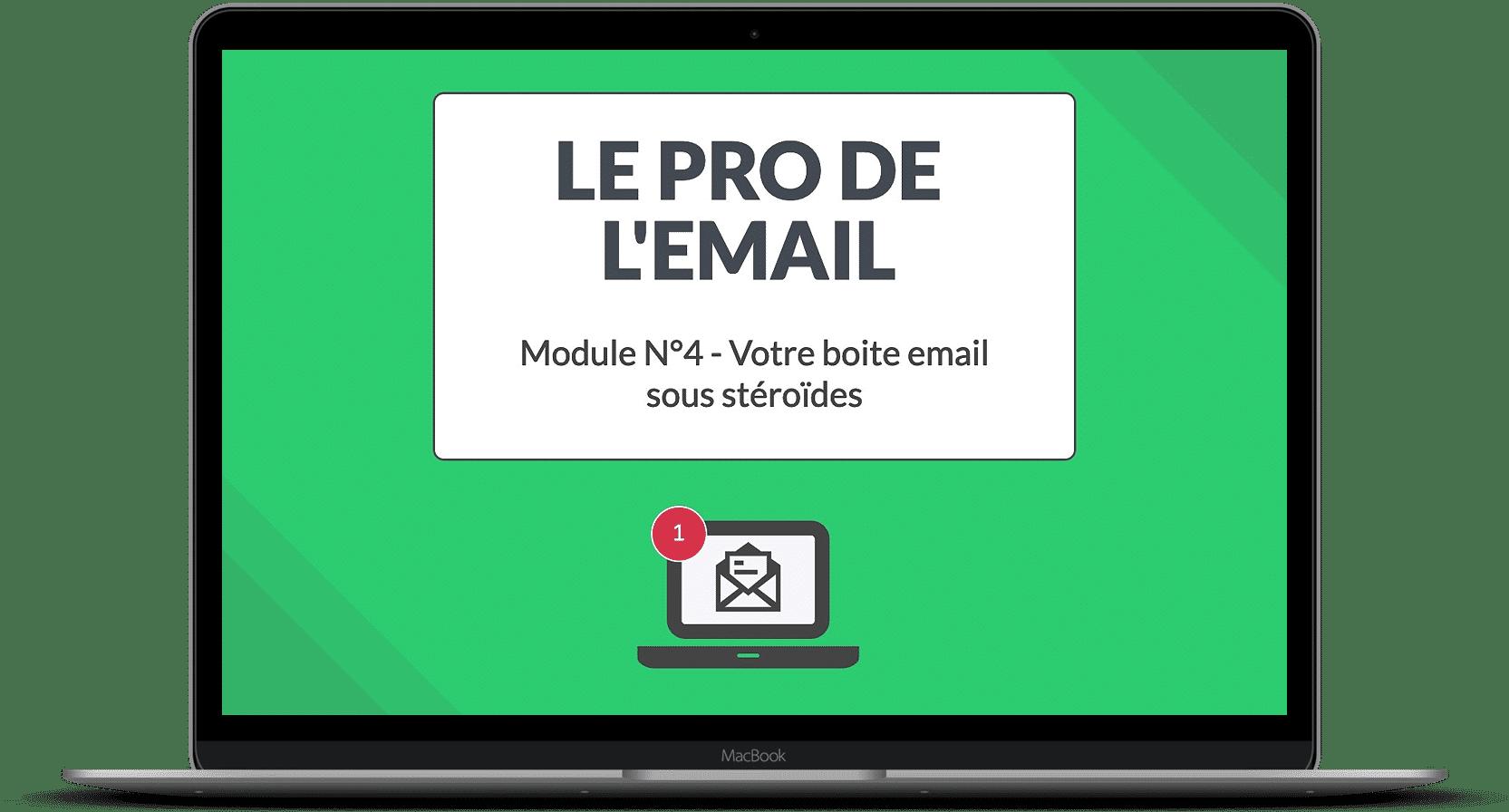 Module N°4 Email sous stéroïdes