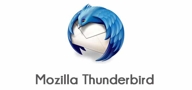installer mozilla thunderbird